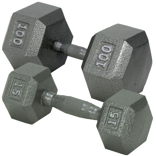 Light Dumbbell Set: Few Reps, Heavy Weight Vs. Many Reps, Light Weight?